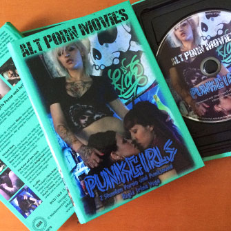 Punk Girls DVD