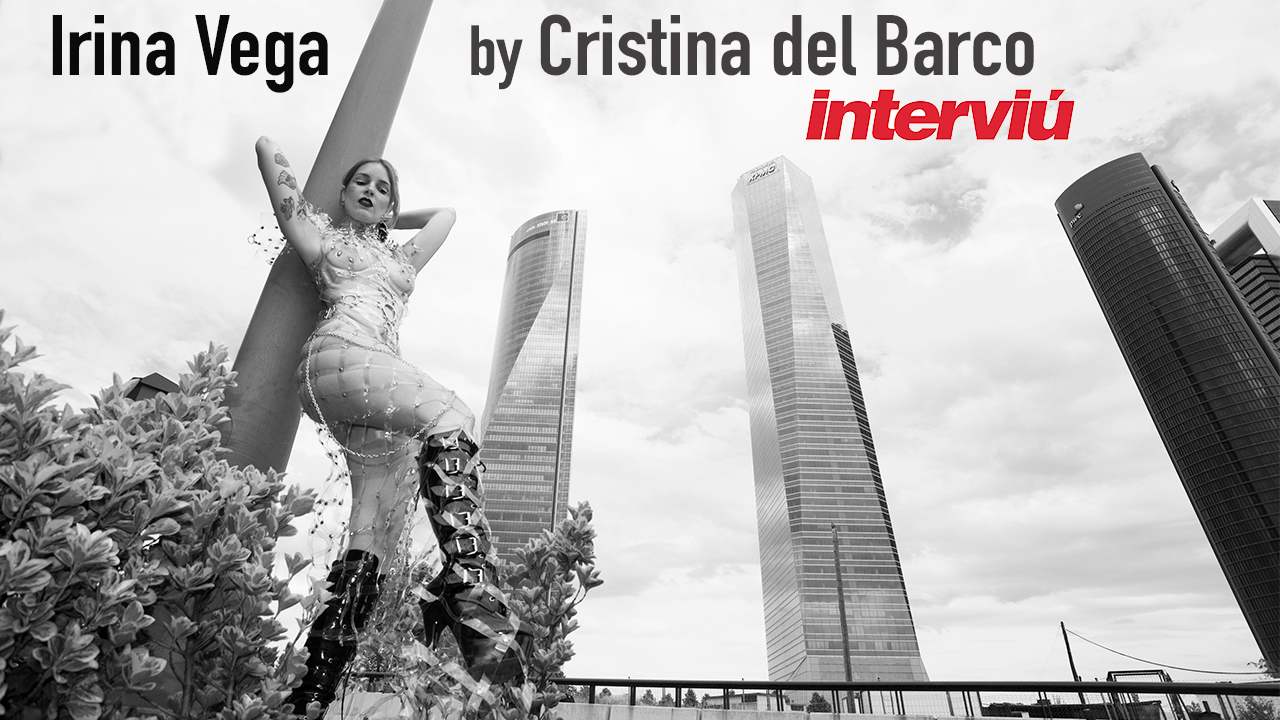 irina vega interview cover