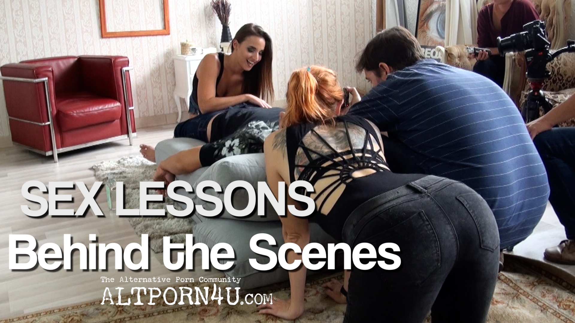 behind the sex lessons