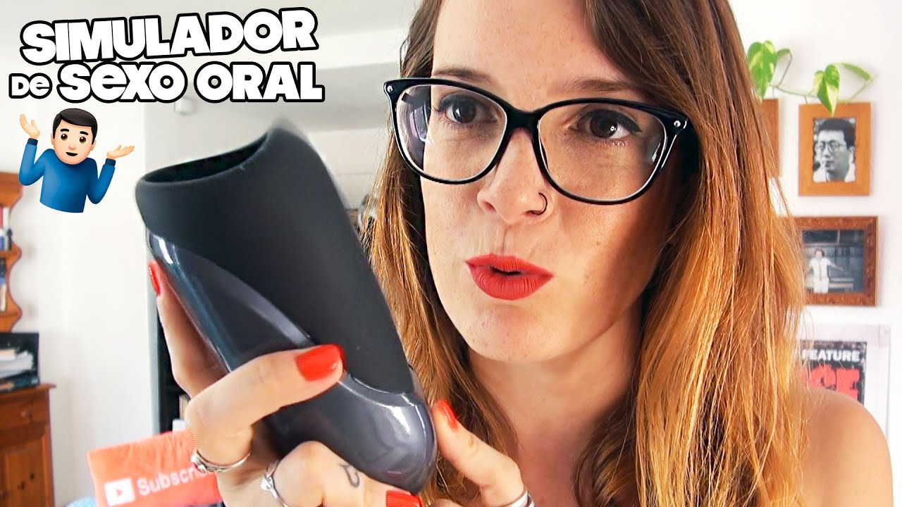 Simulador de Sexo Oral Masculino ✅ Luvkis | Unboxing + Review