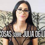 50 Cosas sobre Julia de Lucia
