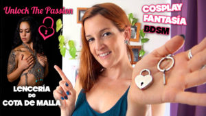 irina vega unlock the passion