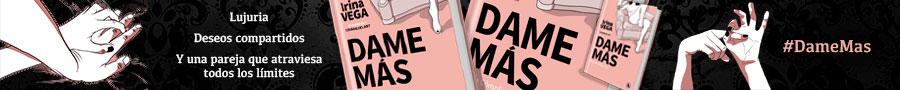 dame mas complices novela erotica irina vega banner web